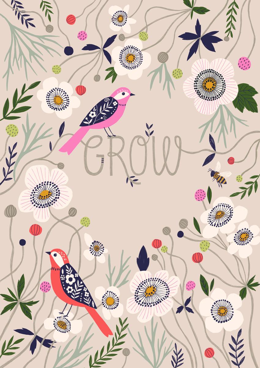 BethanJanine_Garden_Grow_Anemones_Birds.jpg