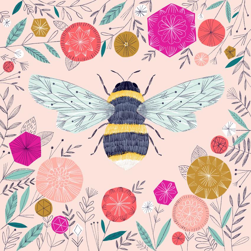 BethanJanine_Bee_Floral_Frame.jpg