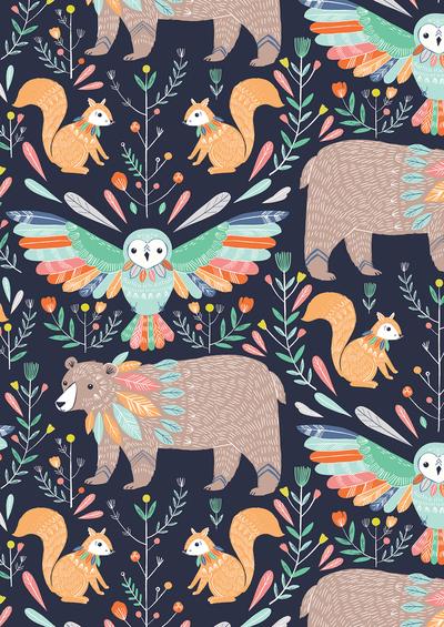 bethanjanine-boho-bear-owl-squirrel-pattern-jpg