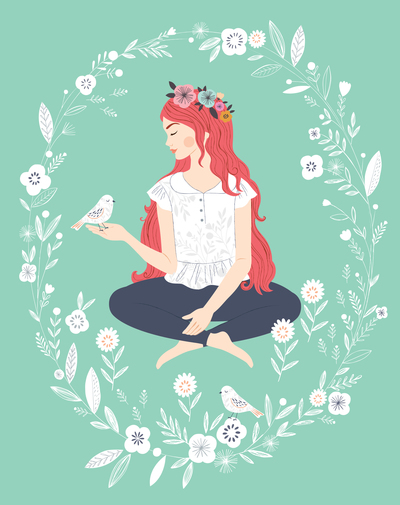 bethanjanine-editorial-woman-relax-mindful-floral-jpg