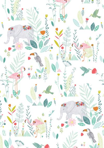 bethanjanine-jungle-flamingo-elephant-jpg