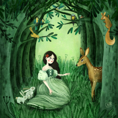 1-folktales-snowwhithe-forest-animals-princess-jpg