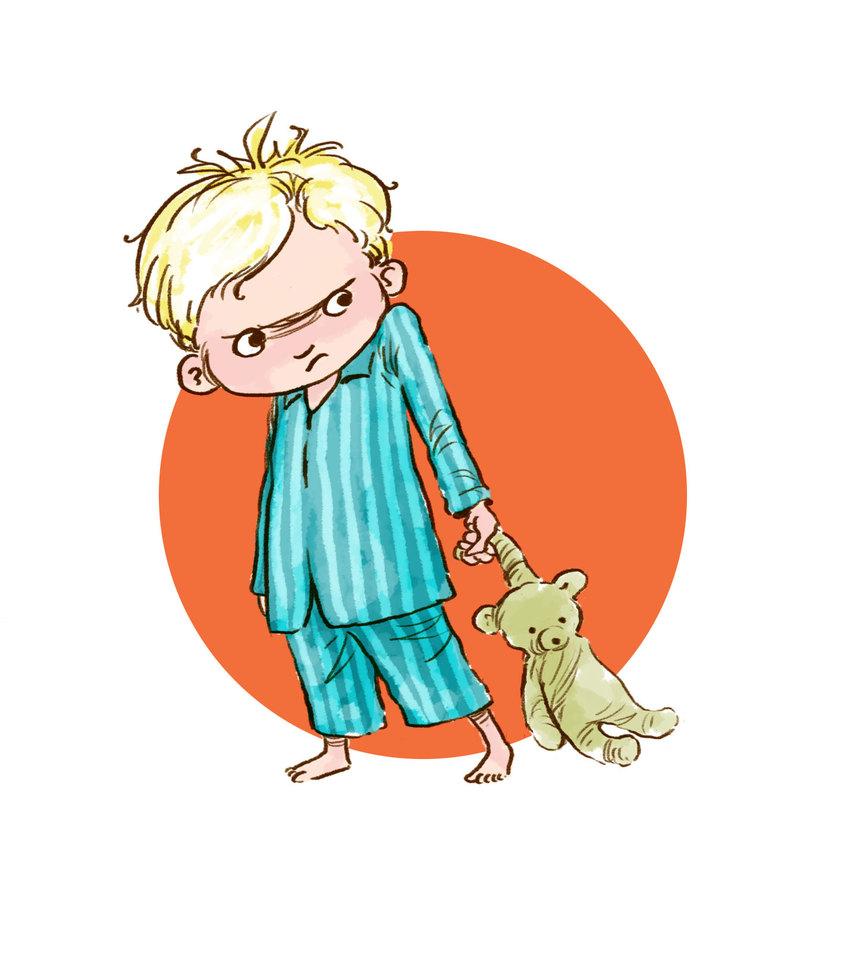 Jon Davis - Boy Pyjamas Annoyed Teddy-01-available copy.jpg
