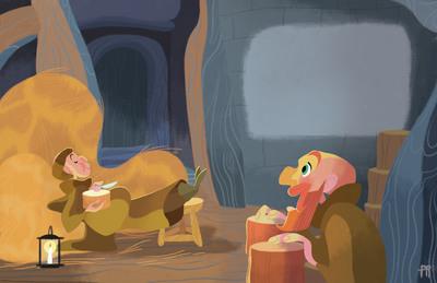 monk-eats-cheese-oldman-jpg