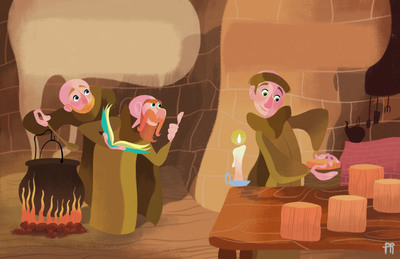 monks-making-cheese-oldman-jpg