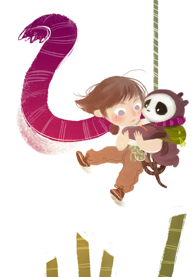 03-watercolor-rescuegirl-adventurer-scarf-panda-bamboo-jpg