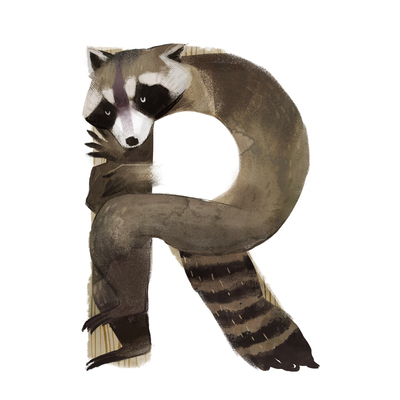 animal-alphabet-letter-r-raccoon-capital-jpg