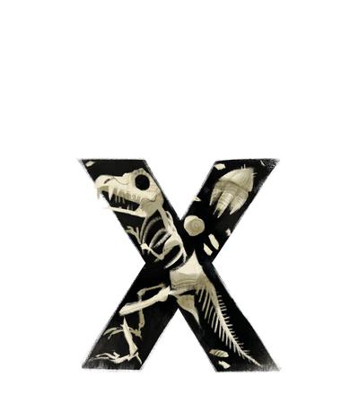 animal-alphabet-letter-x-rays-skeleton-bones-dinosaur-jpg
