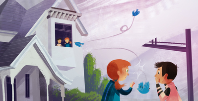 07-house-kids-blue-bird-fly-jpg