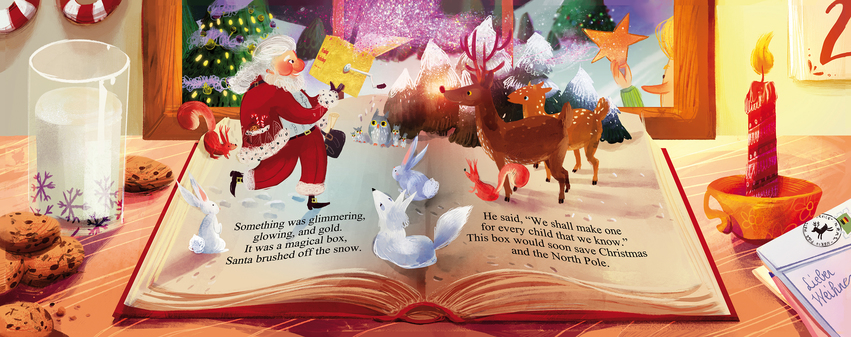09_santa_claus_christmas_book_candle_milk_snow_deer_animals_forest_gift.jpg