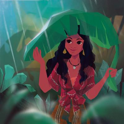 banana-leaf-native-girl-filipino-forest-jungle-rain-jpg