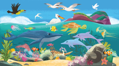 creation-day-5-sealife-sea-ocean-animals-fish-coral-reef-jpg
