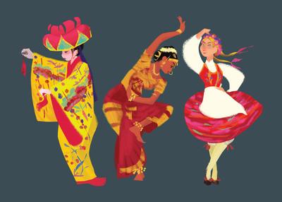 folk-dance-dancers-japanese-japan-india-indian-poland-polish-international-girls-jpg