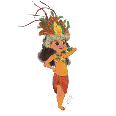 tahitian-dancer-girl-cute-little-orange-flower-lei-jpg