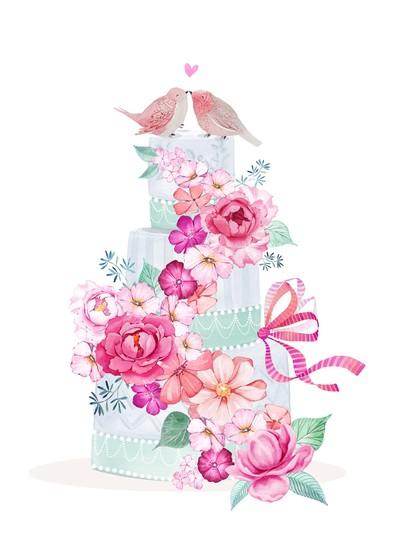 victoria-nelson-6-wedding-cake-love-birds-floral-peony-jpg