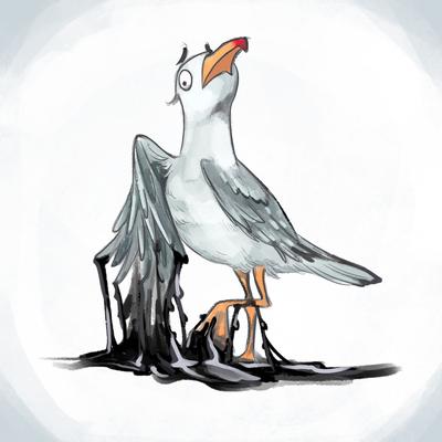 seagull-stucks-in-black-oil-jpg