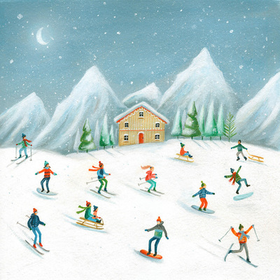 christmas-ski-sledge-mountain-tree-moon-jpeg