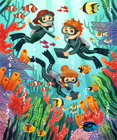 scuba-diving-coralreef-tropicalfish-fish-nature-kids-boys-and-girls-jpg
