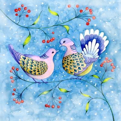 e-corke-christmas-turtle-doves-snow-berries-jpg