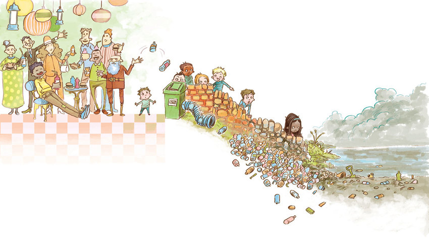 Jon Davis - Environment Pollution Rubbish Adults Party Kids Upset-01-available copy.jpg