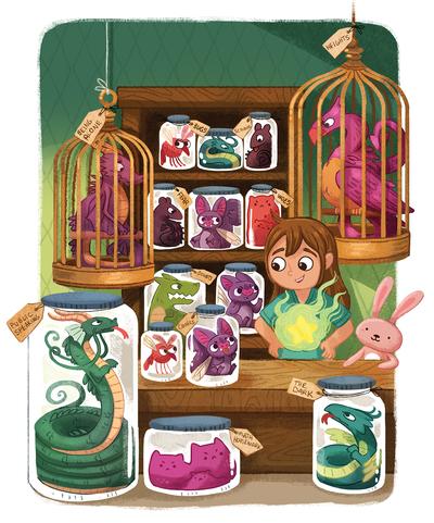 monsters-jars-inside-indoors-girl-kids-fiction-jpg