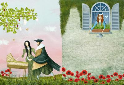 tree-man-woman-baby-house-window-girl-jpg
