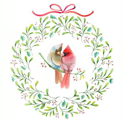 e-corke-red-cardinal-birds-christmas-wreath-bow-jpg