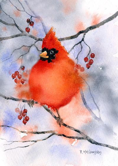 rachel-mcnaughton-2-cardinal-and-berries-jpg