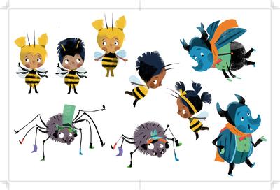 maya-the-bee-character-designs-jpg