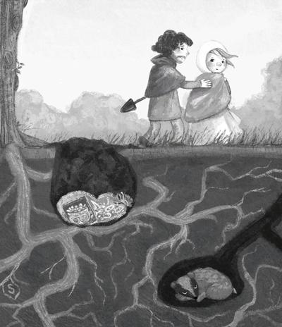 hoard-couple-bury-underground-badger-jpg