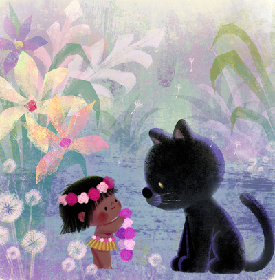 blackpanther-girl-forest-jpg