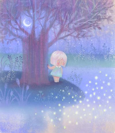 lake-girl-tree-firefly-jpg