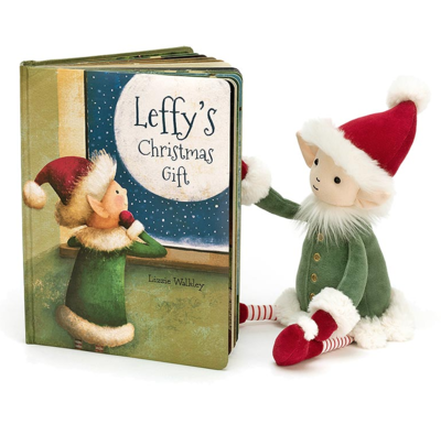 leffy-the-elf-book-png