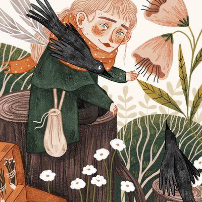 birdies-girl-fairy-flowers-nature-suitcase-nature-jpg
