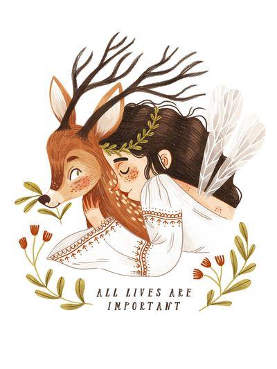 deer-animal-deer-nature-fairy-girl-jpg-1