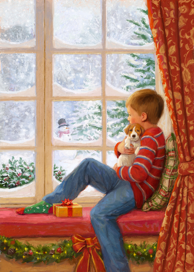 85070-boy-and-puppy-at-christmas-window-jpg