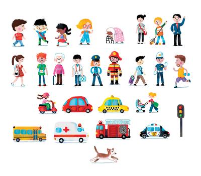 lic110182-peoplecharacterscitycarsprofessions-jpg