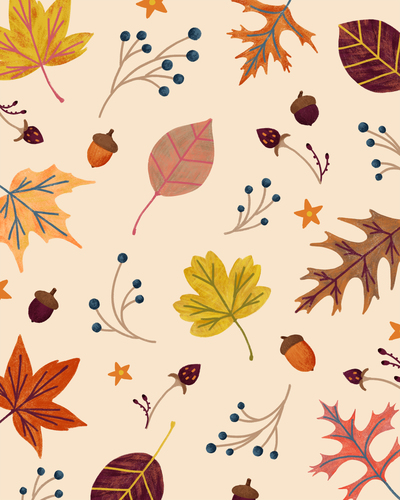 surface-pattern-autumn-forest