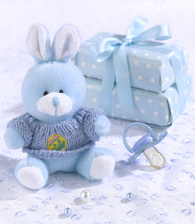 baby-greeting-cart-bunny-and-gifts-in-blue-lmn71945-jpg