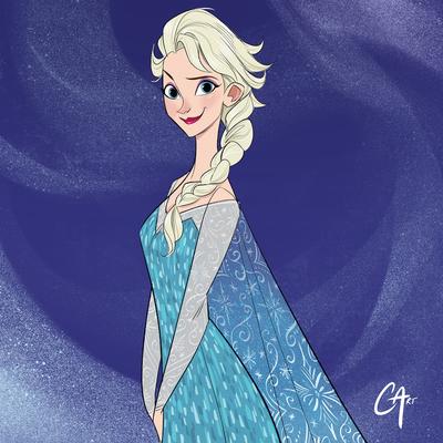 frozen-s-elsa