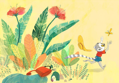liliamiceli-lemur-flower-nature-wateringcan-jpg