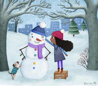 girl-and-snowman-jpg