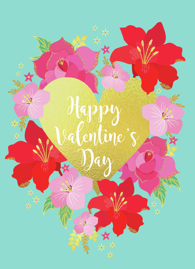 valentine-gold-heart-and-flowers-jpg