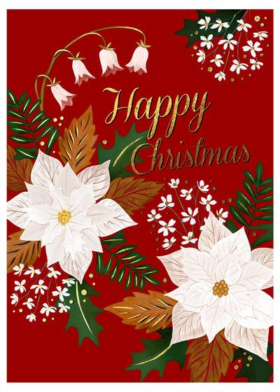 white-poinsettia-foliage-gold-holly-snowdrops-jpg