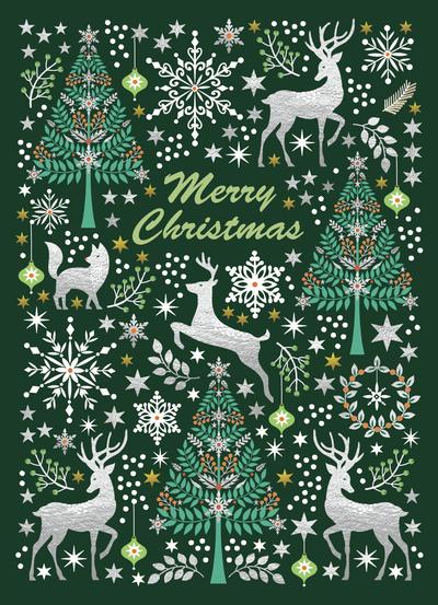 jane-ryder-gray-christmas-deer-trees-snowflakes-silver-jpg