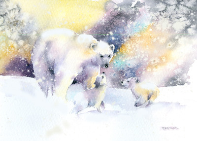 mother-polar-bear-and-cubs-jpg