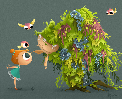 flowers-girl-birds-plants-oldwoman-jpg