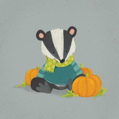 claire-keay-autumn-badger-available-jpg