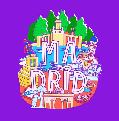 illustration-madrid-monuments-tourism-apparel-jpg