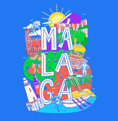 illustration-malaga-monuments-tourism-apparel-jpg